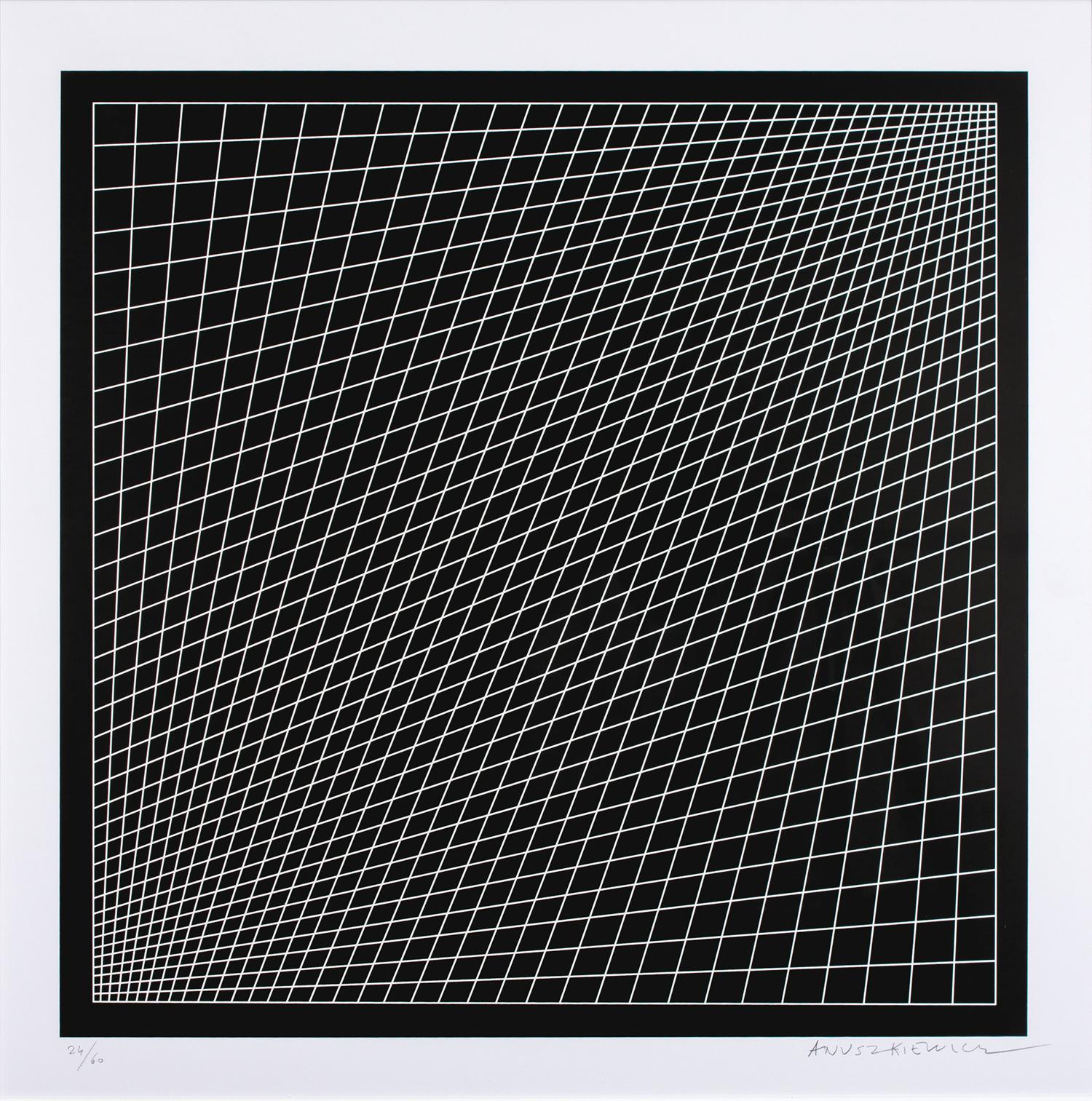 06_Richard Anuszkiewicz_70x70_Convex-concave_1966