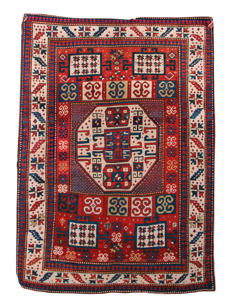 antico karachop 219x156 ultimo quarto  XIX caucaso sud occidentale