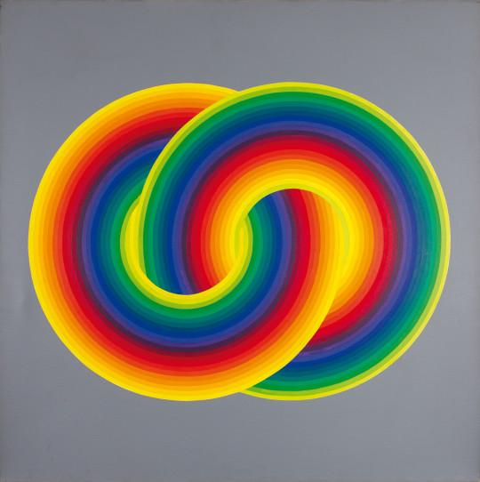 Joel Stein  Due cerchi cromatici