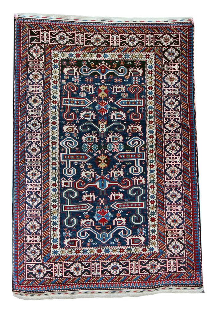 antico prepedil 140x100 ultimo quarto XIX sec caucaso nord orientale