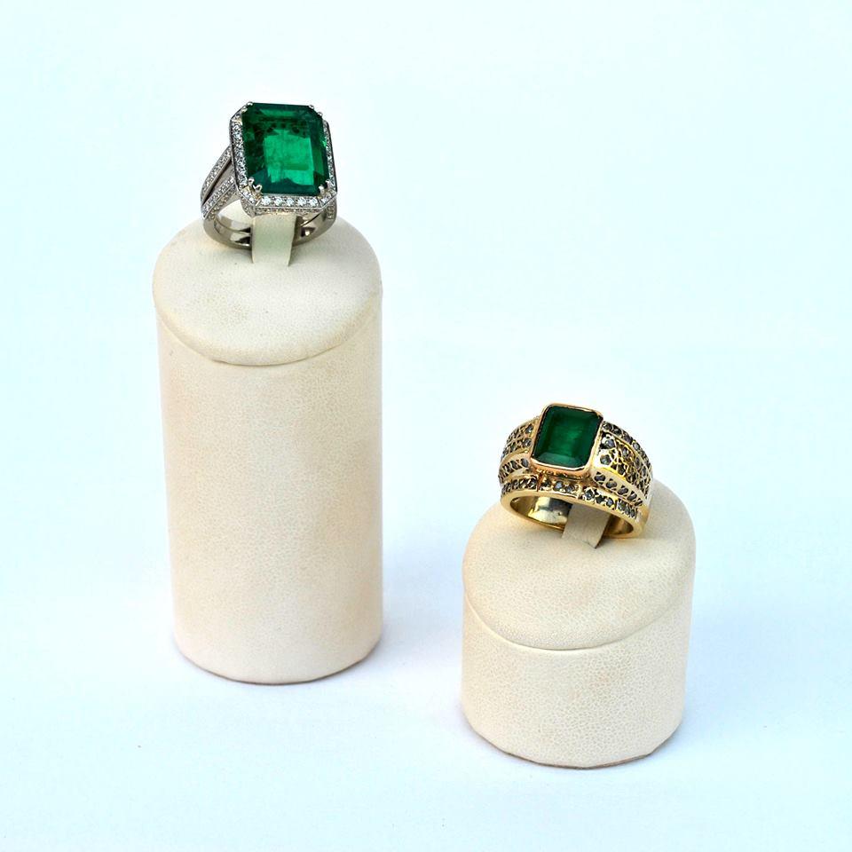 smeraldi anelli